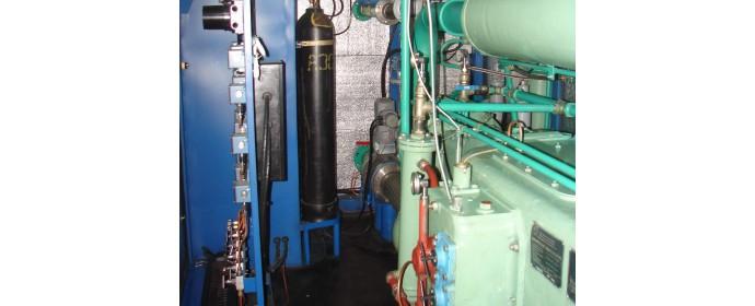 Модульная компрессорная станция «МКС» отгрузка в Казахстан