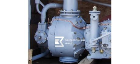 Модульная компрессорная станция на базе 1С2ГП-13/0,25-2,5