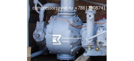 Модульная компрессорная станция на базе 3С2ГП-10/8М