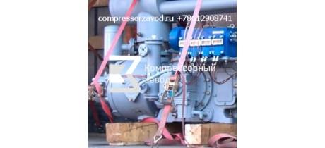 Модульная компрессорная станция на базе 3С2ГП-15/3-7