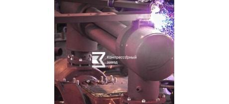 Модульная компрессорная станция на базе 2ГМ4-4/26-50С