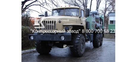 Компрессор передвижной азотный 30/251