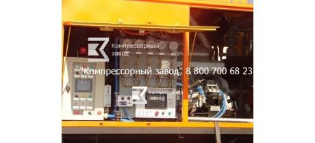 Компрессор передвижной азотный 35/301