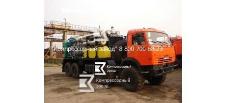 Компрессор передвижной воздушный 18/251