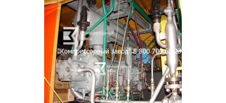 Компрессор передвижной азотный 20/251
