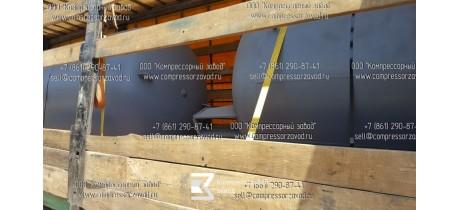 Воздухосборник В-10 м3 ресивер воздушный