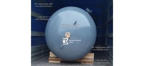 Воздухосборник В-3,2 м3 ресивер воздушный