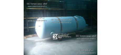 Воздухосборник В-8 м3 ресивер воздушный