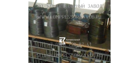 Запасные части на компрессор 2ГМ4-54/3
