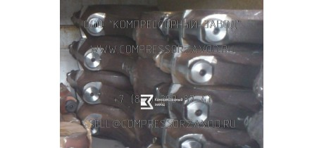 Запасные части на компрессор 202ГП-2,7/3,5-18 односкор. эл.-дв. без концевого хол-ка
